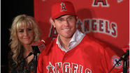 Angels introduce Josh Hamilton, make it official