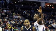CHARLOTTE, N.C. --- The theme all season for the Magic has been about the youngsters, particularly the last few games as rookies flourished on their training wheels.