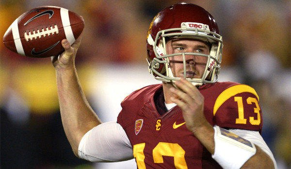 Redshirt freshman Max Wittek appears on track to start in place of USC quarterback Matt Barkley in the Dec. 31 Sun Bowl against Georgia Tech.