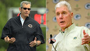 You never heard anybody at Halas Hall call Packers general manager Ted Thompson an idiot.