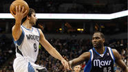 Ricky Rubio returns, helps Minnesota beat Dallas