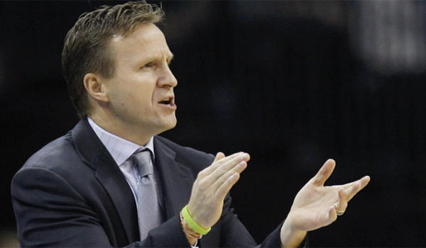 Coach Scott Brooks and the rest of the Oklahoma City Thunder are on top of The Times' NBA rankings again this week.