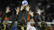 Women's college volleyball