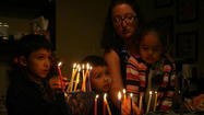 Temple Beth Jacob's celebration of Hanukkah