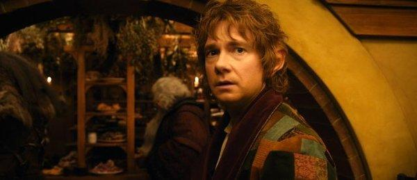 "Martin Freeman stars in ""The Hobbit: An Unexpected Journey."""