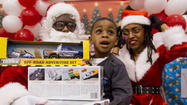11th Annual Banneker Community Center Christmas Party [Pictures]