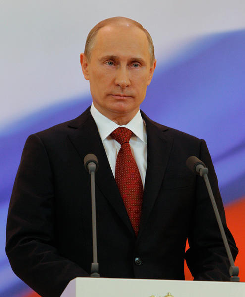 On May 7, Vladimir Putin took his oath of office to become Russia's president for a historic third mandate at a ceremony inside the Kremlin.