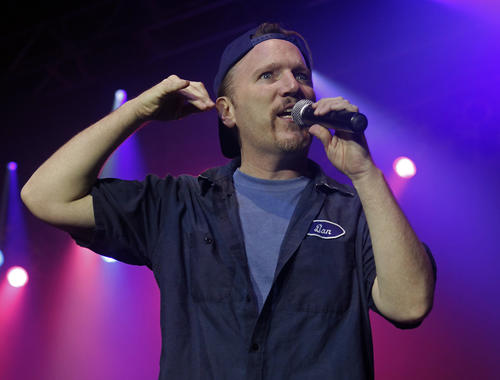 Dan Finnerty of The Dan Band performs at the Sands Bethlehem Event Center in Bethlehem on December 15.