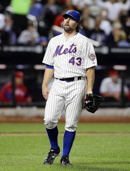 The Mets are close to completion of a trade to the Blue Jays involving R.A. Dickey.