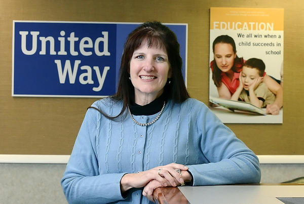 Melissa Reabold is the new executive director at United Way of Washington County.