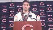 Video: Bears' Cutler on pass-interference calls