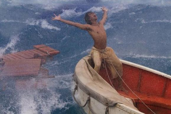 """Life of Pi"" is the second Hollywood film to do better in China than in the U.S."