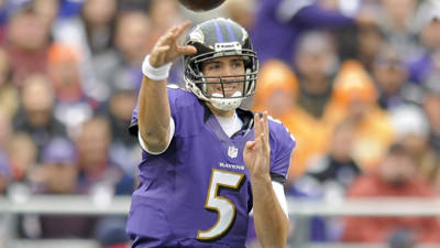 Boos aside, Joe Flacco said Ravens are trying to make fans prou…