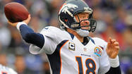 While chatting with Baltimore media Wednesday, Denver Broncos quarterback Peyton Manning insisted that his long winning streak against the Ravens was about each game — the collective efforts, unique personalities and different circumstances of each of those individual victories.