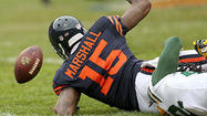Stop Marshall, you stop the Bears offense