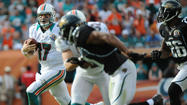 Ryan Tannehill talks about win over Jaguars