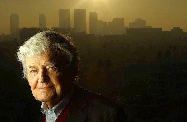 Veteran actor Hal Holbrook, 87, at the Four Seasons Hotel in Los Angeles.
