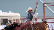 Faith pro cowboy Cole Elshere rodeoed from Aberdeen to Las Vegas this year.