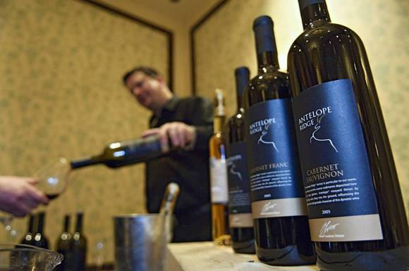 Progressive Wine Tasting