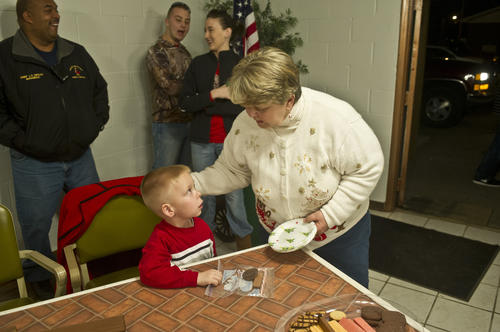 Photo Gallery: Crab Orchard Christmas at City Hall