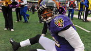 It was a quiet return for cornerback Jimmy Smith, who played Sunday for the first time since undergoing sports hernia surgery and missing the previous five games.