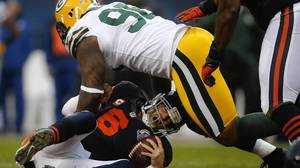 Bears lose 6th straight against Packers, who clinch NFC North