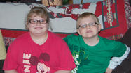 UNCOMMON BOND: Siblings share rare genetic disorder