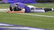 'Flaccoing' the latest indignity for the Ravens' quarterback