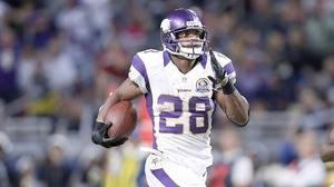 Will Adrian Peterson break Eric Dickerson's rushing record?