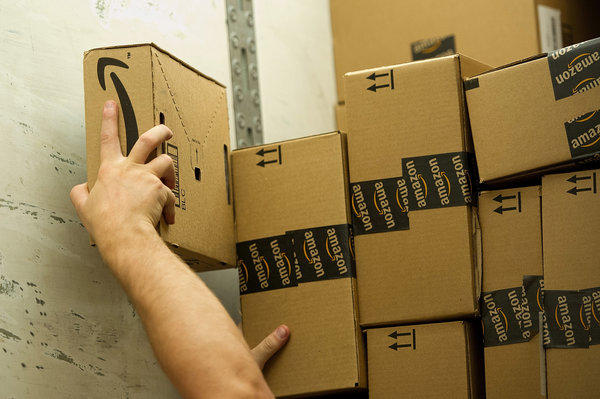 The Amazon workers mentioned in the report were employed by Integrity Staffing Solutions.