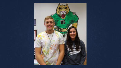 Athletes of the Month for December