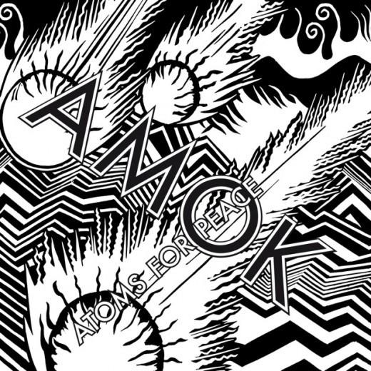 "It still feels weird to call Atoms For Peace a super-group, considering the drop-off in stardom that happens after you mention Radiohead's Thom Yorke, Red Hot Chili Peppers' Flea ... and then Radiohead producer Nigel Godrich and Joey Waronker, who has worked with R.E.M. and Beck but come on. Obviously, nothing Yorke does will ever be straight down the middle, and group's full-length debut ""Amok"" likely will continue the beeping friskiness of singles like ""Default,"" whose title hopefully isn't a sign of talented artists working on autopilot.<br> Excitement level: 3"