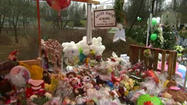 At a time when Newtown should be reveling in holiday cheer, the grief-stricken community is beginning the grim task of lowering little coffins into the ground.