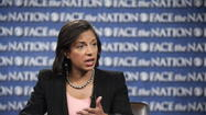 Whether Susan Rice jumped or was pushed from consideration to succeed retiring Secretary of State Hillary Clinton, her removal from the equation clears one bone of partisan contention from President Barack Obama's plate as he heads into his second term.