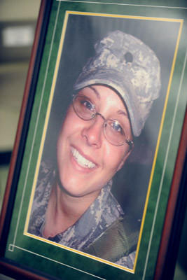 Sgt. Ashly Lynn Moyer, an Emmaus High School graduate who was killed in action in Iraq in 2007, has the new Army Reserve Center in Forks Township  named after her.  The naming ceremony is held by the Army Reserve's 99th Regional Support Command on Monday.