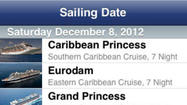 Free app for cruisers departing Port Everglades