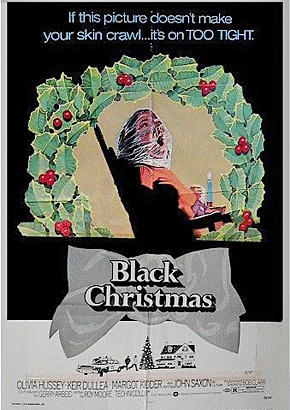 "<b>'Black Christmas'</b> (1974)<br> <br> Though he may be better known for his pro-Christmas ""A Christmas Story,"" director Bob Clark achieved earlier cult fame in anti-Christmas circles for this flick about a maniac offing a sorority house full of coeds. Originally released with the title ""Silent Night, Evil Night,"" Clark is credited with pioneering a lot of the horror movie effects that John Carpenter used to great success in ""Halloween"" four years later. It got remade in 2006."