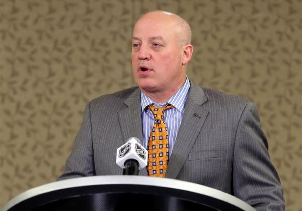 NHL Deputy Commissioner Bill Daly says nothing new is planned for labor negotiations.