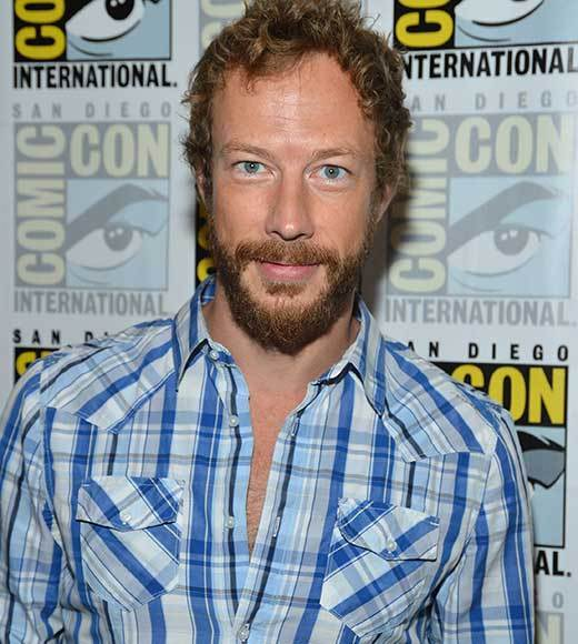 Celebs turning 40 in 2013: Neil Patrick Harris, Tyra Banks, James Marsden and more: Kris Holden-Ried, Aug. 1