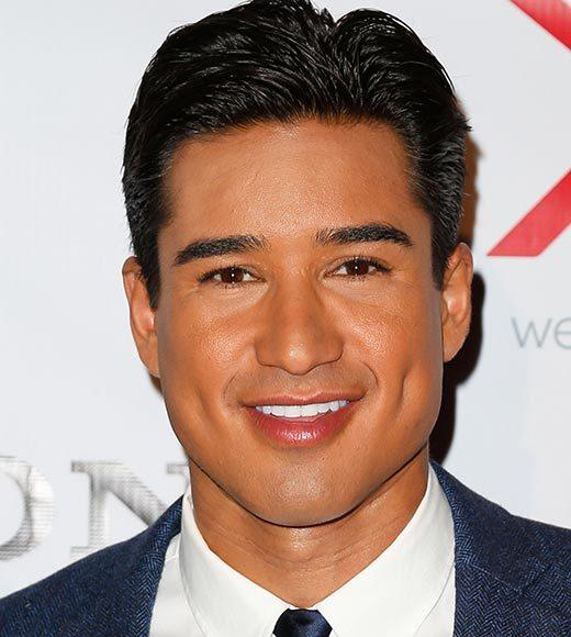Celebs turning 40 in 2013: Neil Patrick Harris, Tyra Banks, James Marsden and more: Mario Lopez, Oct. 10