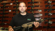 Rifle used in Newtown massacre is popular