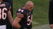 To the men in the graying goatees who pull those ridiculous-looking navy No. 54 jerseys over slight paunches every Sunday, and the women who proudly wear the pink model, you don't matter to the Bears franchise player.