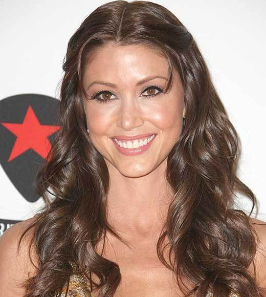 Celebs turning 40 in 2013: Neil Patrick Harris, Tyra Banks, James Marsden and more: Shannon Elizabeth, Sept. 7