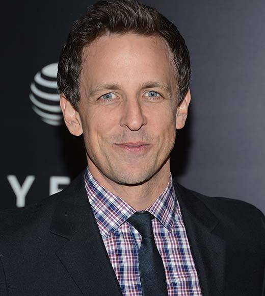 Celebs turning 40 in 2013: Neil Patrick Harris, Tyra Banks, James Marsden and more: Seth Meyers, Dec. 28