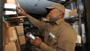 When Keith Short began delivering packages for UPS in Glen Burnie 23 years ago, he used bulky pads of paper to track parcels and pens that froze in the cold. Today, Short scans packages on and off his truck with a handheld computer that tells him what to deliver where and when, and can even direct him turn-by-turn.
