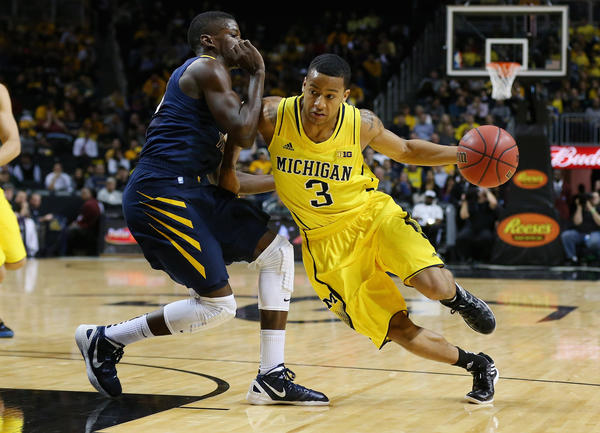 Trey Burke has played a big part in keeping No. 2 Michigan unbeaten.