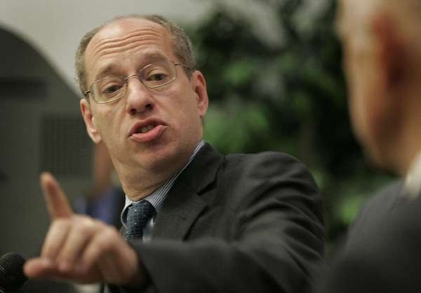 The Federal Trade Commission has ordered nine data brokerage companies to tell the agency how they harvest and use data on consumers, toughening its stance toward the multibillion-dollar industry. Above, Federal Trade Commission Chairman Jon Leibowitz at a news conference in 2009.