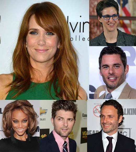 Celebs turning 40 in 2013: Neil Patrick Harris, Tyra Banks, James Marsden and more: Former teen idols, stunning supermodels, fabulous funny people, scandalous figures from the past... theyre all turning 40 this year. See how the years have treated your favorite stars.