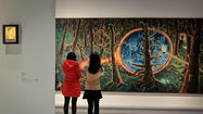 French masterpieces from Centre Pompidou arrive in Shanghai