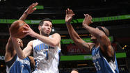<b>Pictures:</b> Orlando Magic 102, Minnesota Timberwolves 93